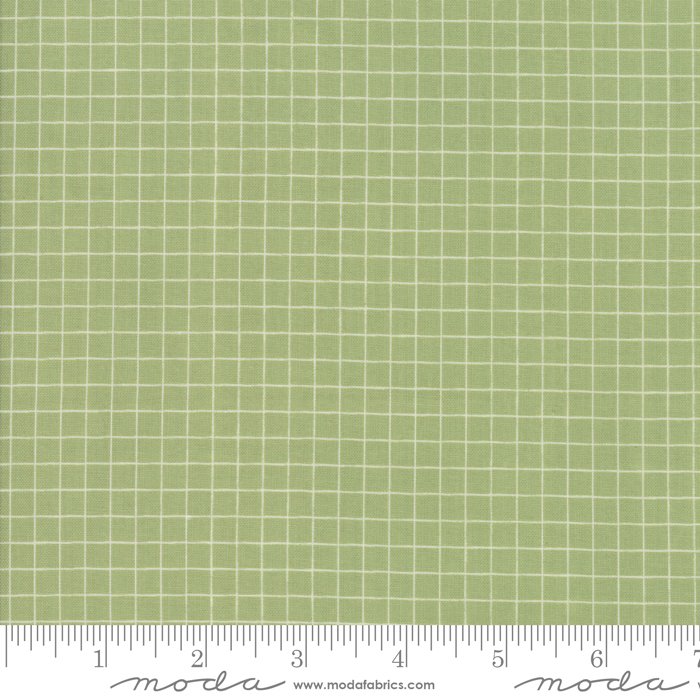 Flourish Celadon Cross Hatch 10915-15