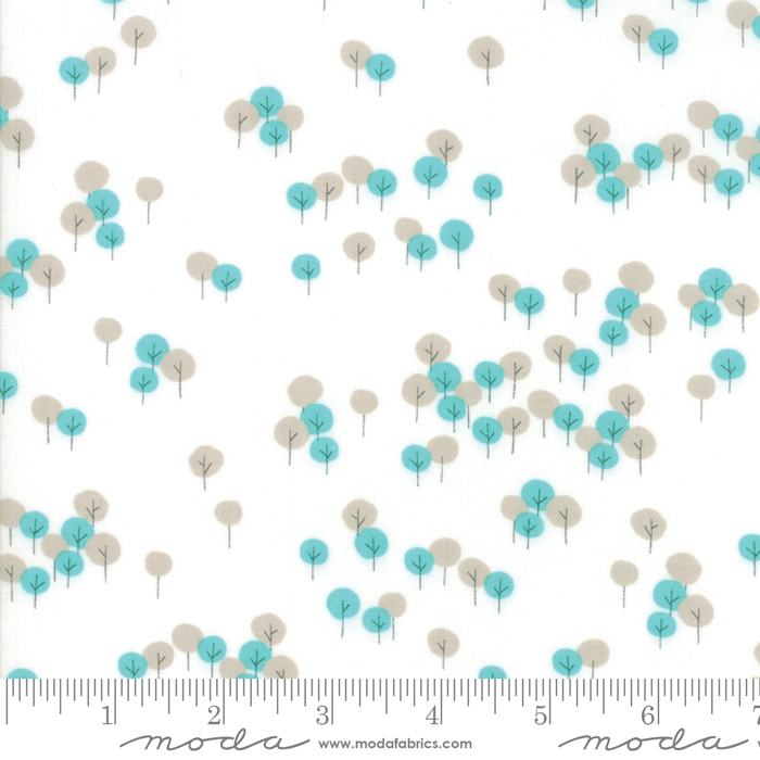 Songbook Dove Wing Floral Branch