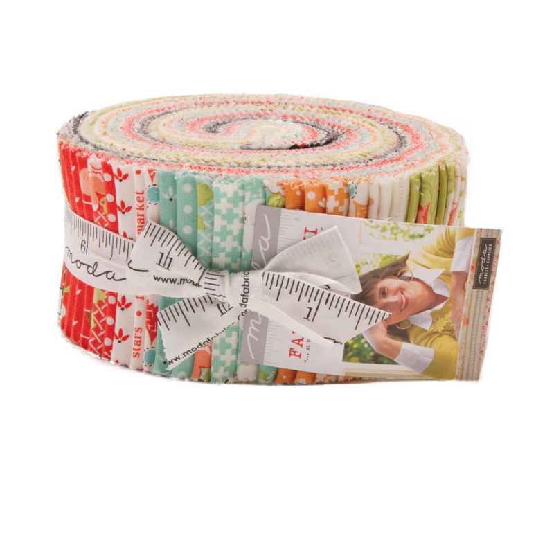 Item#11090.JR - Farmhouse II Jelly Roll - Moda - Fig Tree & Co.