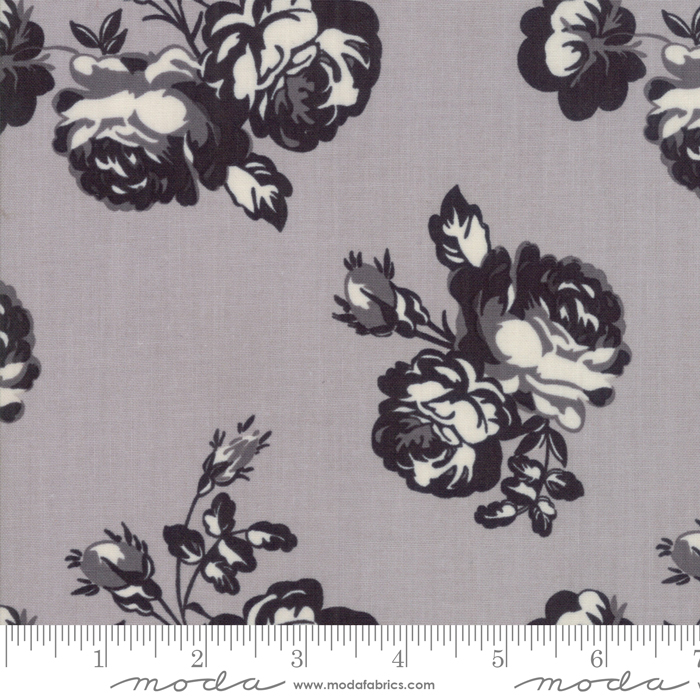 Urban Cottage Gray Floral for Urban Chiks