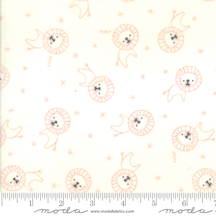 Moda Soft Sweet Flannel 20602 11-F Pink Cream