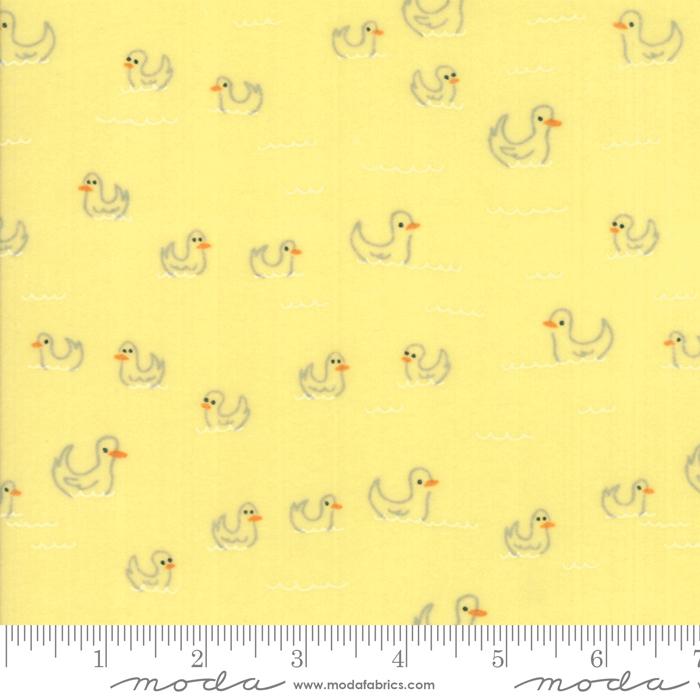 Moda Soft Sweet Yellow 20604 18F