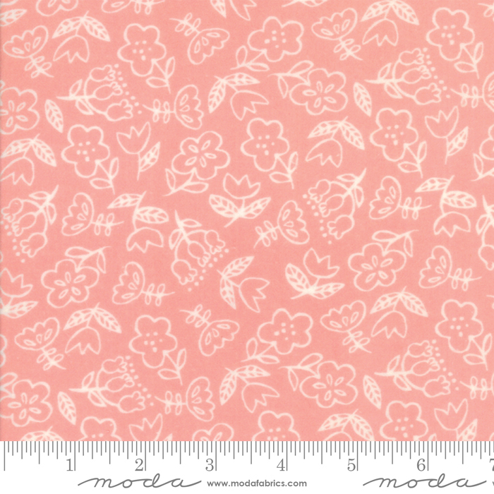 Soft & Sweet Flannel 20609-13F Pink