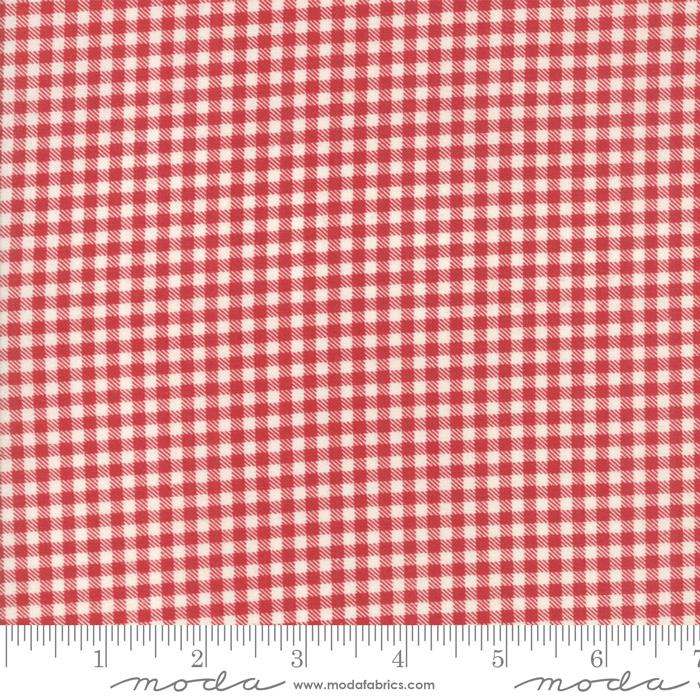 Sweet Tea Plaid Red 5729 18