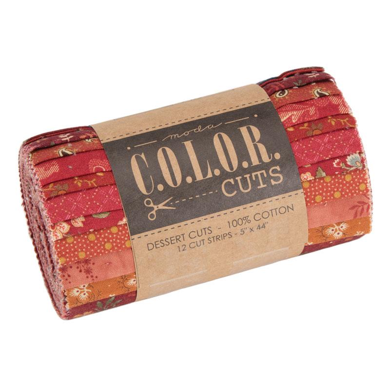 Color Cuts Dessert Ro Red Maple