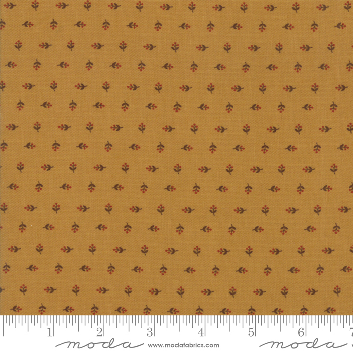 Hickory Road Mustard Gold 38066-19