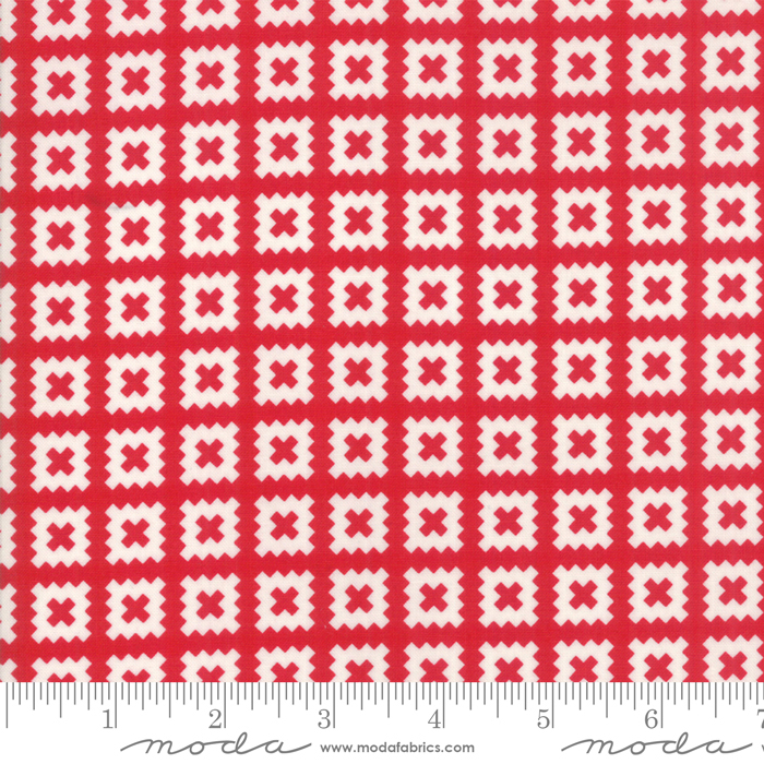 Little Snippets 55184-11 Red