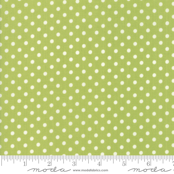 55185-14 Little Snippets Green