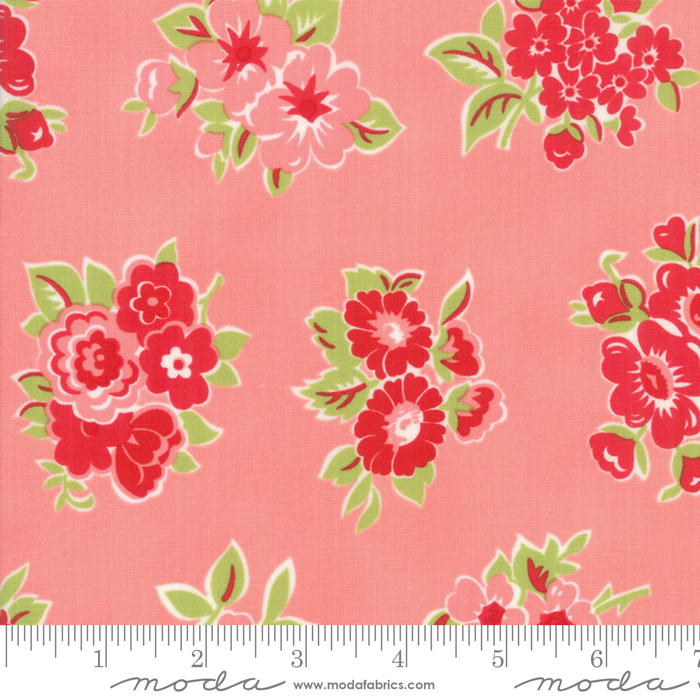 Little Snippets Coral Bonnie & Camille 55188-13