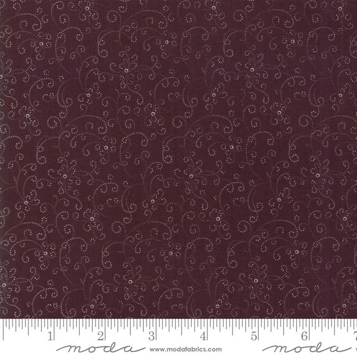 Kansas Troubles On Meadowlark Pond Purple Small Print