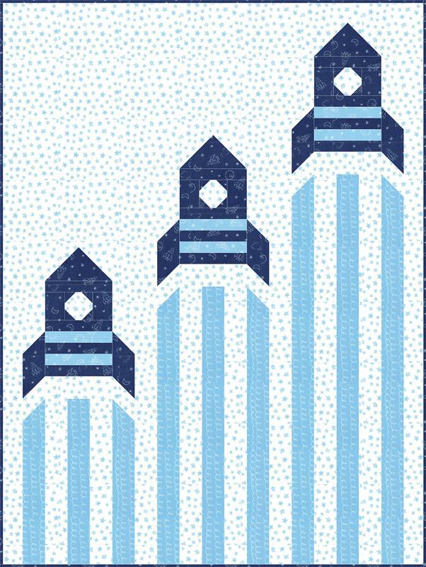 Soft & Sweet Flannel Quilt Kit KIT20601B
