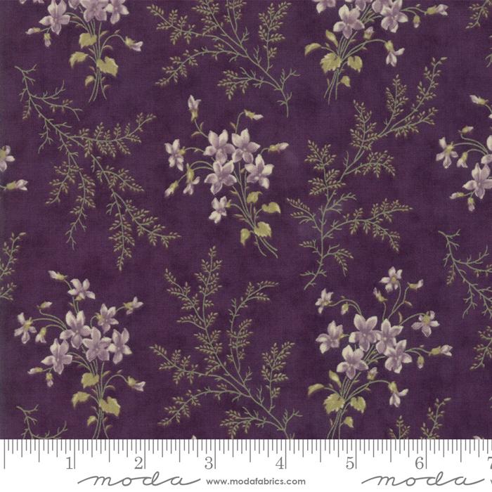 Sweet Ferns Purple