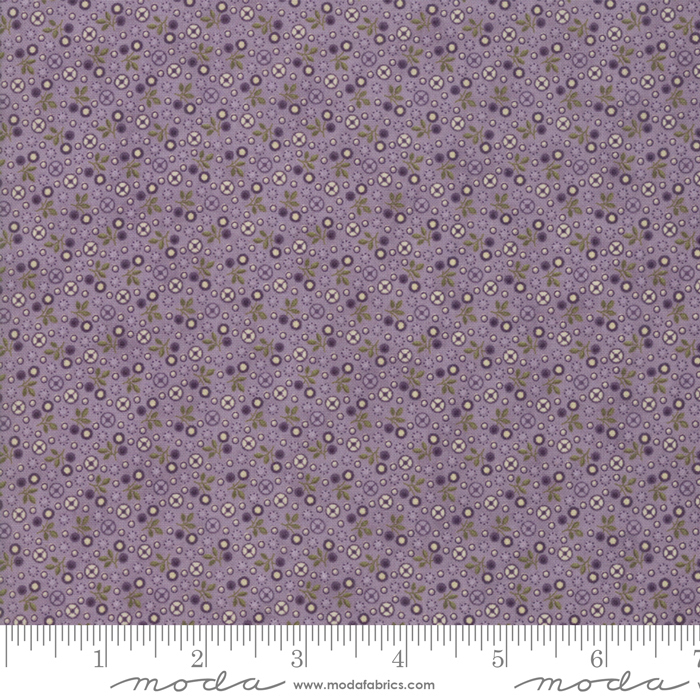 Sweet Violet - Lilac mini flower 2224 14