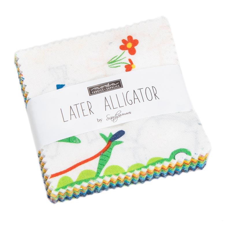 Later Alligator Mini Charm