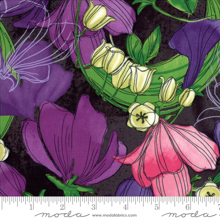 Sweet Pea Lily- Stormy Large Floral