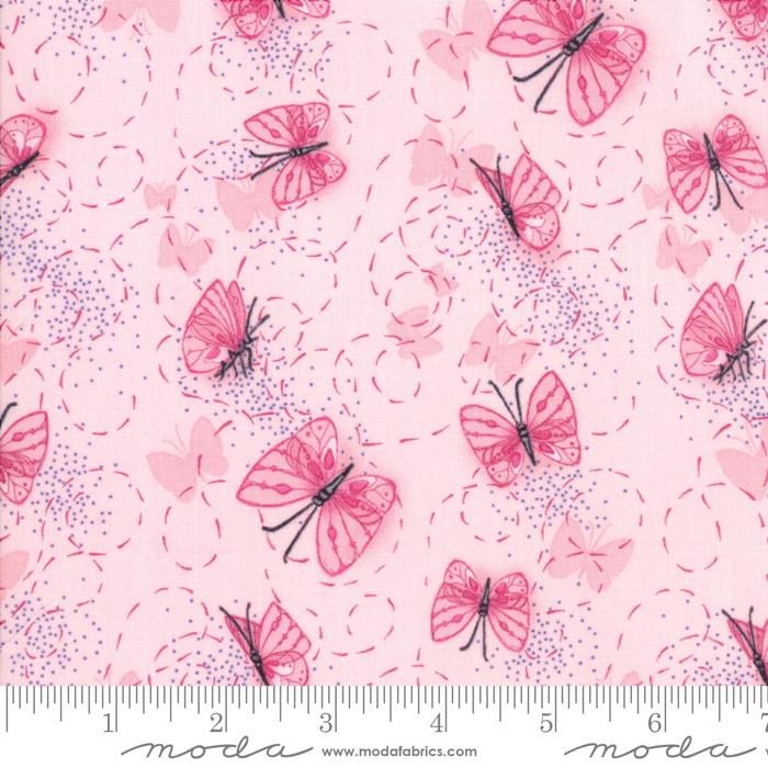 Sweet Pea Lily- Primrose Butterflies