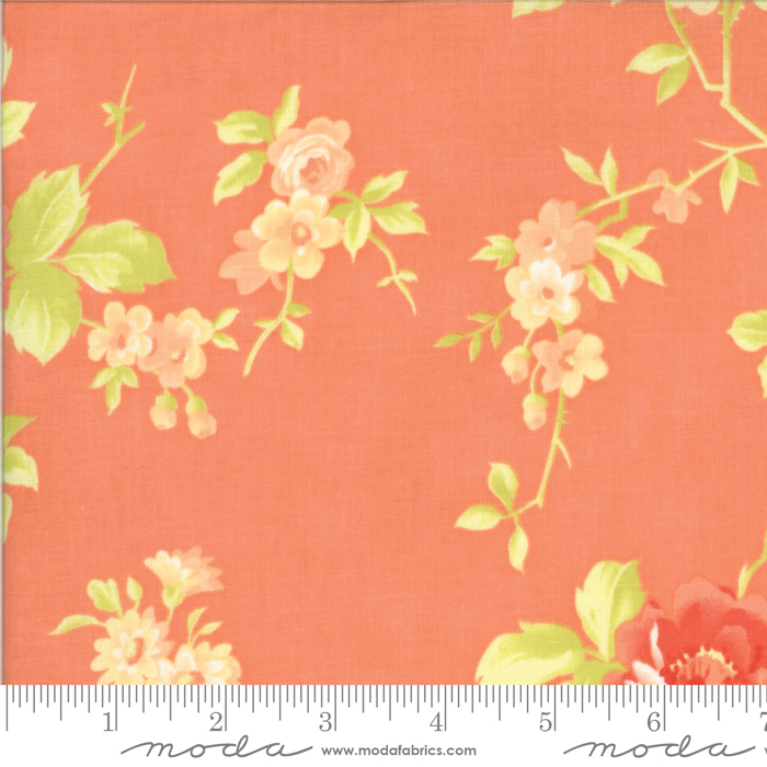 Chantilly Gerbera by Fig Tree Quilts 20340 11