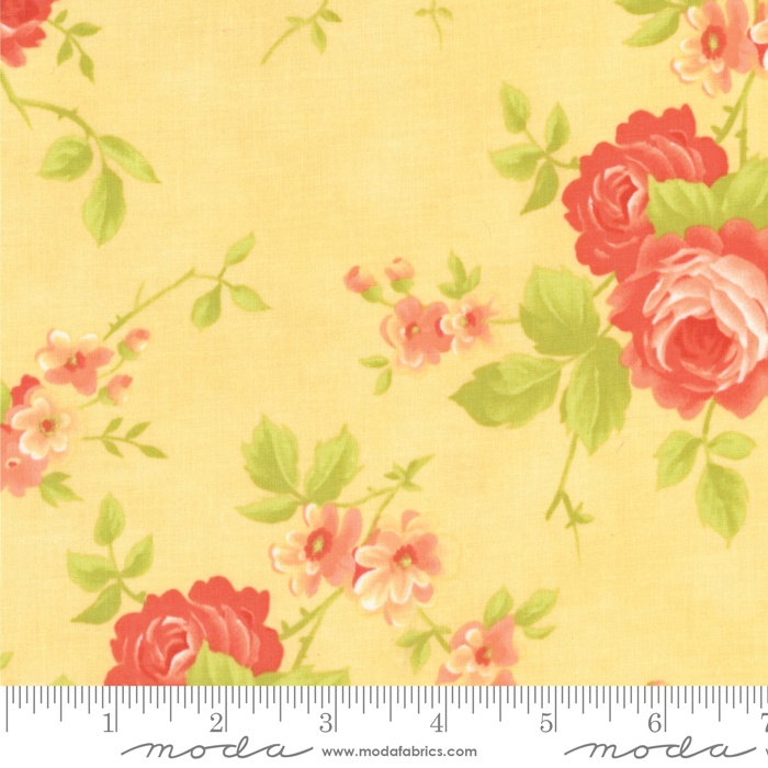 Chantilly Daisy by Fig Tree Quilts 20340 13