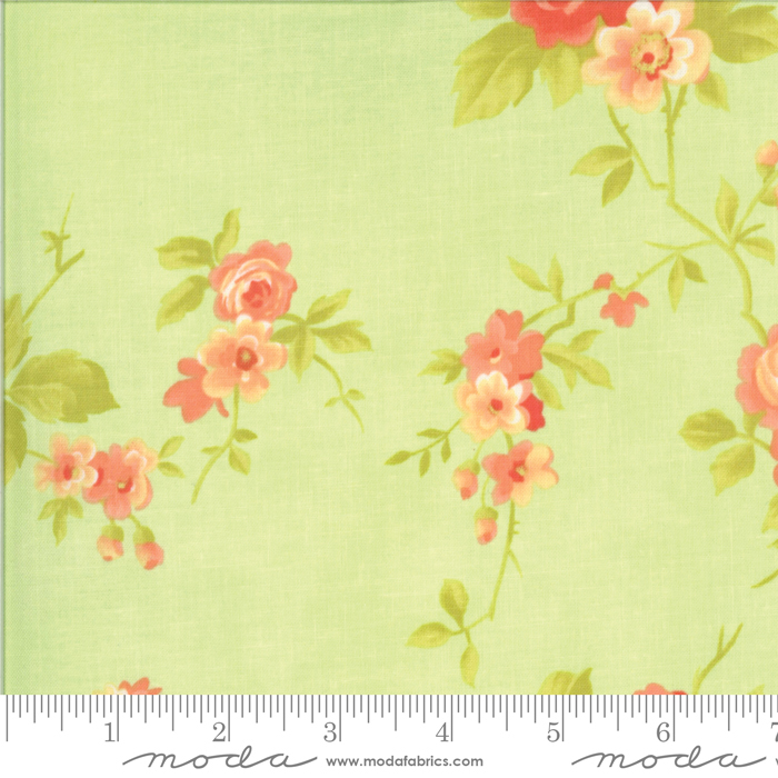 Chantilly Seafoam by Fig Tree Quilts 20340 15