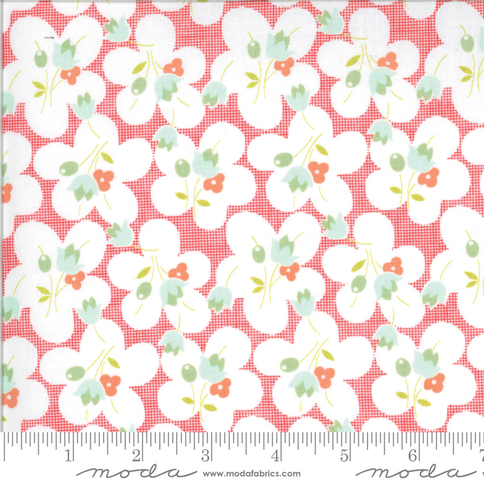 Chantilly Geranium by Fig Tree Quilts 20342 15