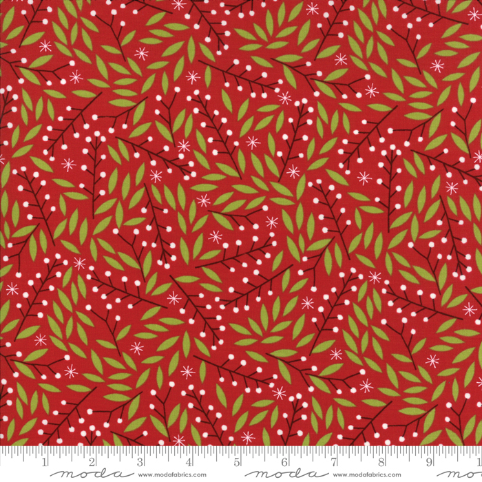 Merriment Berry Leaf 48273-12