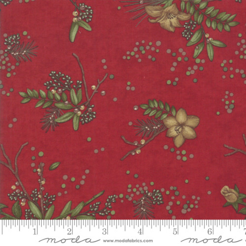Winter Manor 6771-15 Red