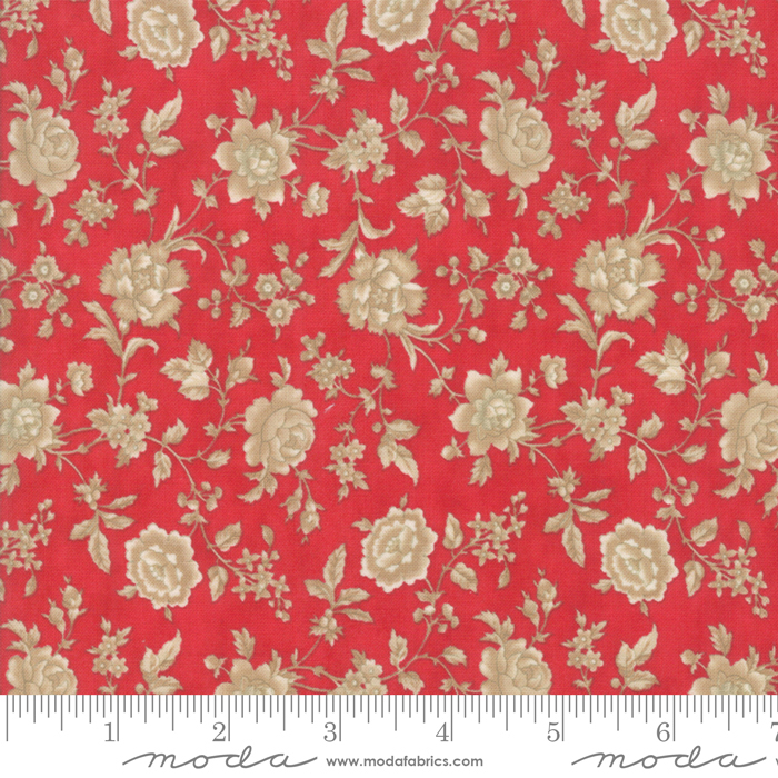 Fabric - Cinnaberry Cranberry