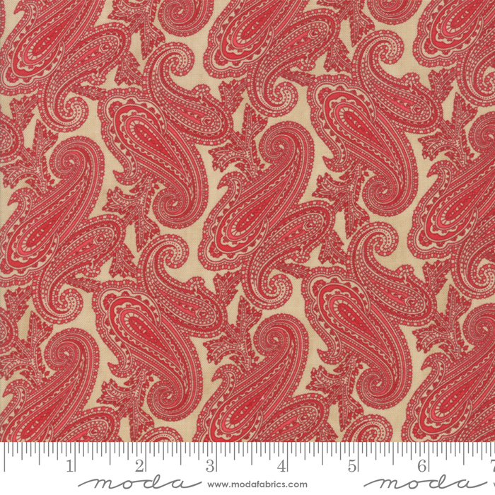 44204 22 Cinnaberry by 3 Sisters for Moda Almond Cranberry