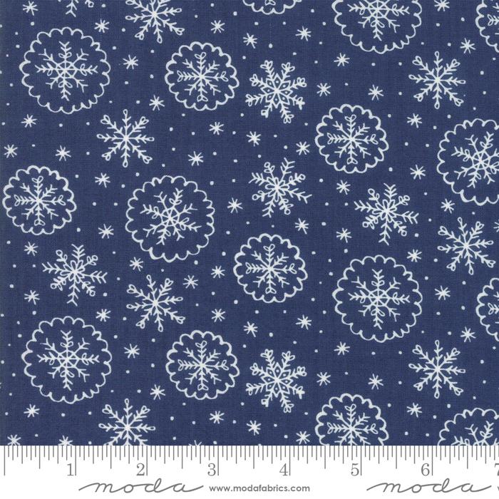 Snow Day - Let It Snow Night Sky