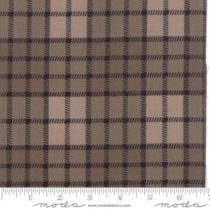 Farmhouse Flannels 1271-16 Mocha