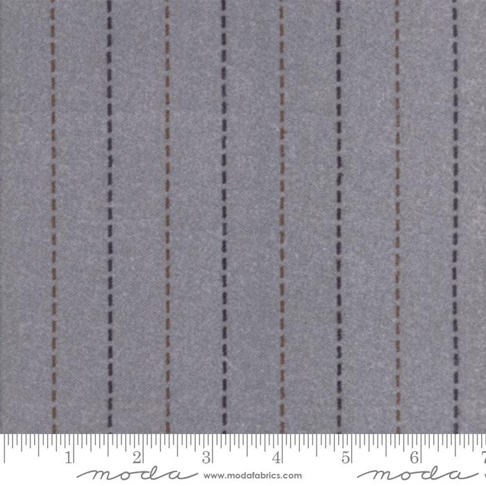 Farmhouse Flannels 1272-12 Steel