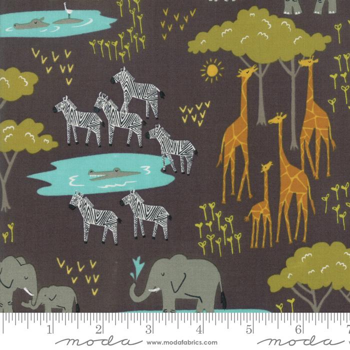 Safari Life - Safari<br>20643-15 - Black