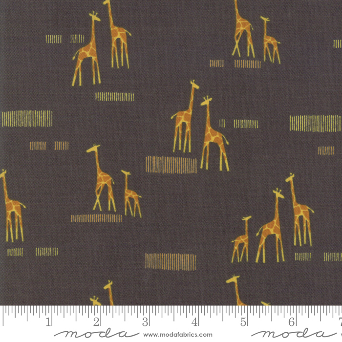 Safari Life - Giraffe<br>20647-15 - Black