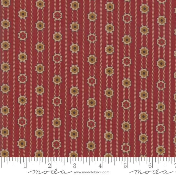 Moda 38076 14 Shelbyville Brick Red