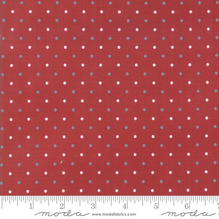 Moda Fabrics - Northport Prints - Minick & Simpson - 14888 20