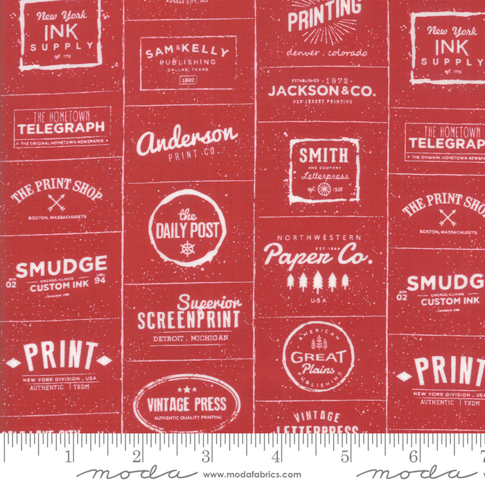 5740 31 The Print Shop Red Logos