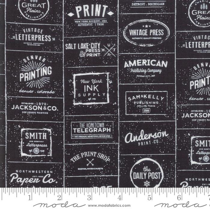 The Print Shop Black