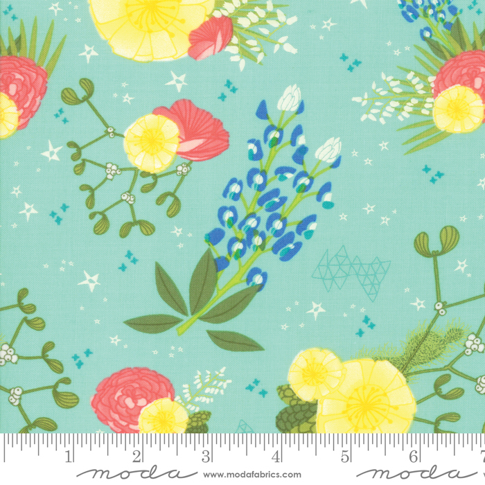 Desert Song - Floral<br>13300-21 - Oasis