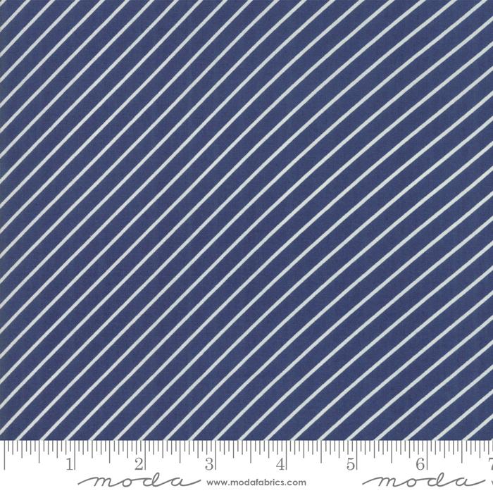 55196 15 Early Bird Stripe Navy 55196 15