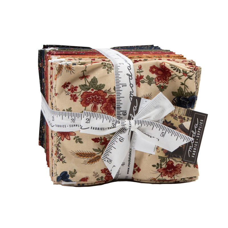 Milestones By Kansas Troubles for Moda Fat Quarter Bundle -  40 skus