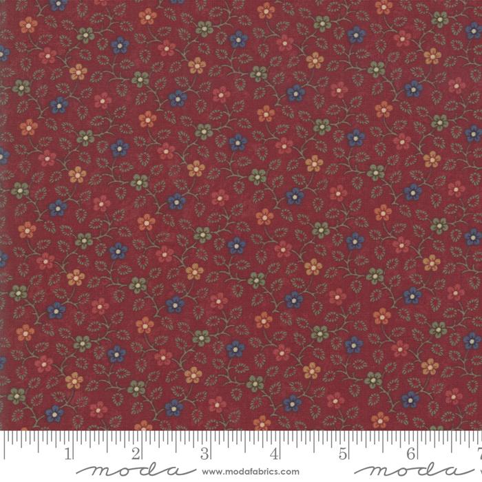 Moda - Milestones 9612-13 Red