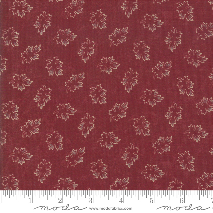 Milestones by Kansas Troubles for Moda Red 9614 13