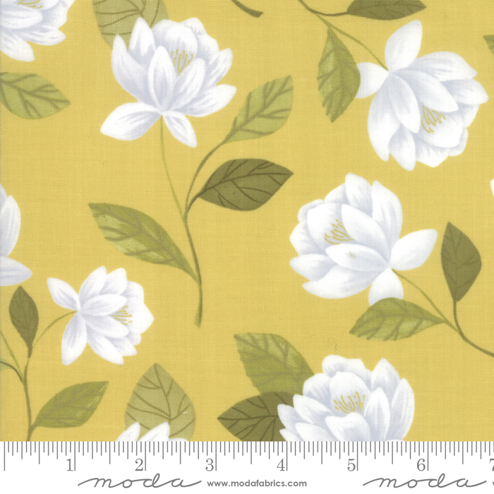 goldenrod raleigh floral gold