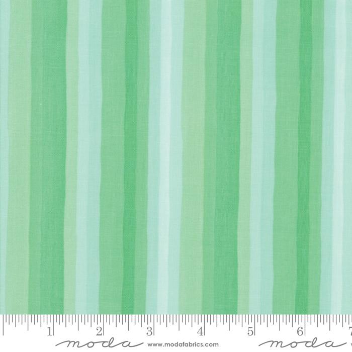 goldenrod gradient stripes aqua