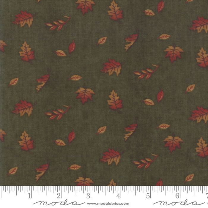 Country Charm Autumn Green