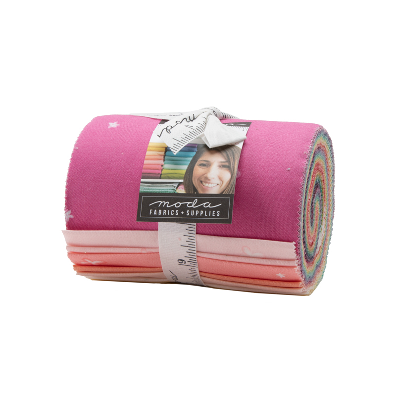 Ombre Bloom Dessert Roll