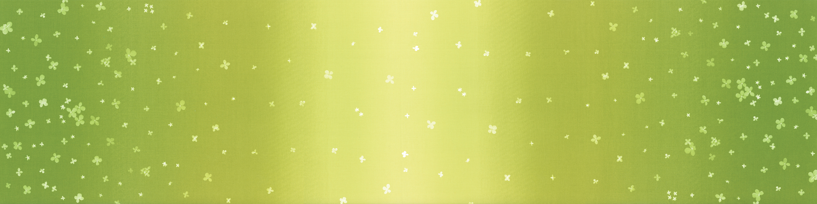 Ombre Bloom Lime Green