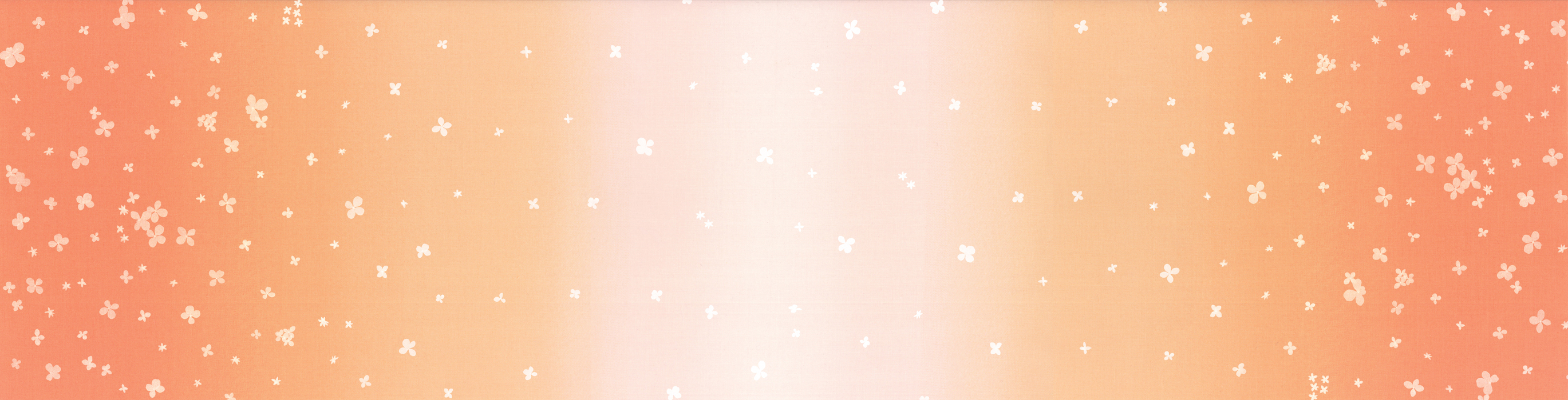 Ombre Bloom 10870-221 Coral