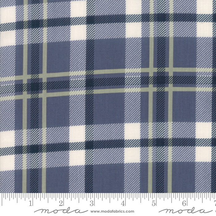 5102 16 Harvest Road Indigo Forever Plaid