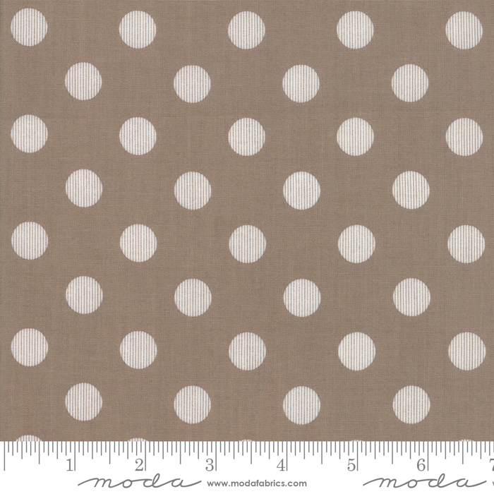 Harvest Road - Polka Dots<br>5103-13 - Chesnut